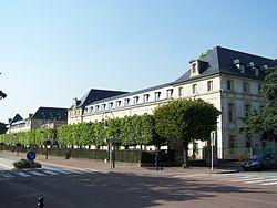 Saint-Cyr-l'École École militaire2.JPG