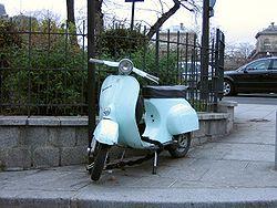 Ancien Scooter 🔎 scooter : définition et explications