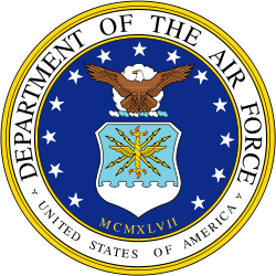 Emblème du département de l'Air Force