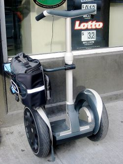 Segway Human Transporter (HT)