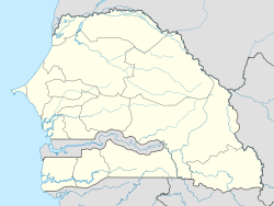 Senegal location map.svg