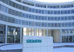 Siemens à Munich
