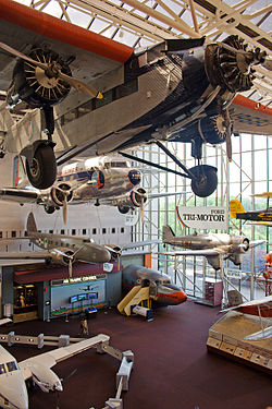 Avions, Mus�e national de l'air et de l'espace, Smithsonian Institution, Washington DC