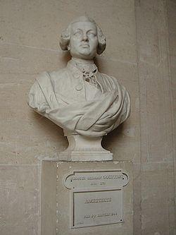 buste de Soufflot