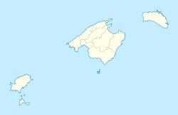 Voir sur la carte: Îles Baléares