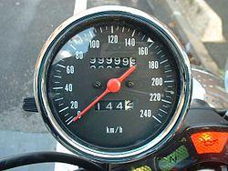 Passage des 100.000km