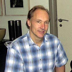 Tim Berners-Lee en 2005