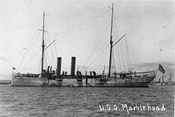 croiseur américain Marblehead