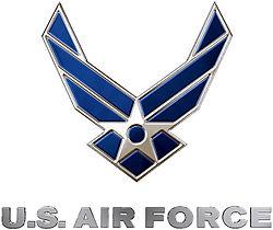 Logo officiel de l'USAF depuis les années 1990.