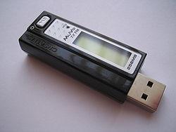 Lecteur MP3 par Creative