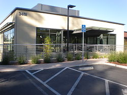 Siège de VMware, Inc. à Palo Alto, Californie, États-Unis.