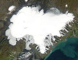 Le Vatnajökull