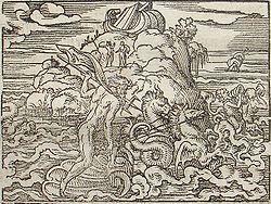 L'histoire de l'arche de Noé comporte un équivalent dans la mythologie grecque, avec le déluge de Deucalion
