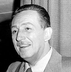 Walt Disney en 1954