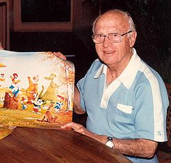 Walter Lantz en 1983