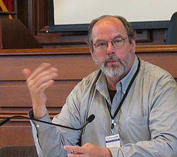 Ward Cunningham à la Wikimania 2006