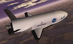 Le Boeing X-37