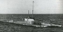 Un des sous-marins de la classe