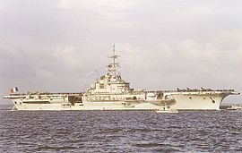 Vue de tribord