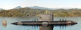 HMCS Victoria SSK-876.