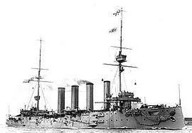 Le HMS Good Hope