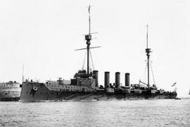 Le HMS Warrior