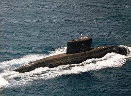 Kilo de la marine iranienne