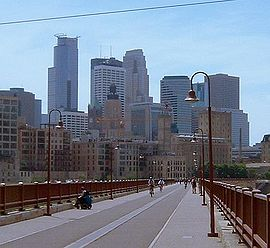 Minneapolis de nos jours