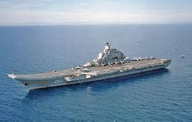 Le Kouznetsov en juillet 1996