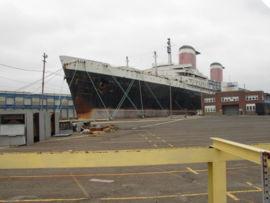 Le SS United States en 2005