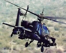 Boeing AH-64A Apache