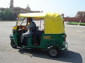 Un AutoRickshaw