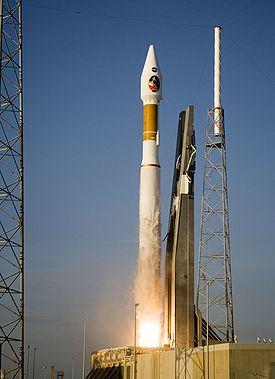Lancement de la sonde le 12 août 2005
