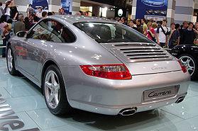 Porsche 911 (type 997)