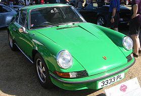 Porsche 911 de première génération