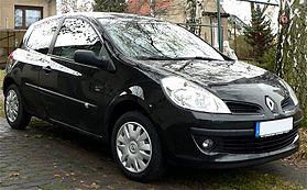 Renault Clio Iii Definition Et Explications