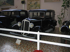 Renault Monaquatre