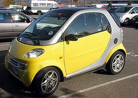 Smart City coupé