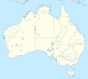 (Voir situation sur la carte d'Australie)