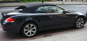 BMW 645 E64