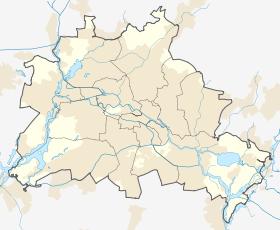(Voir situation sur la carte de la zone Berlin)