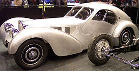 Bugatti T57 Coupé Aerolithe