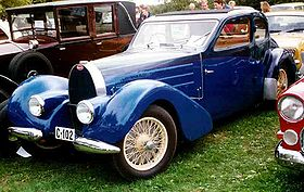 Bugatti T57 Coupé