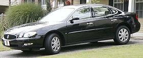 Une Buick LeCrosse actuelle