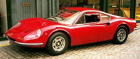 Dino 246 GT et GTS