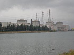 La centrale nucléaire du Tricastin}