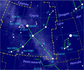 Cygne (constellation)