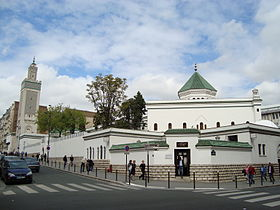 Vue générale de l'édifice