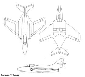 Grumman F-9 Cougar line drawings.PNG