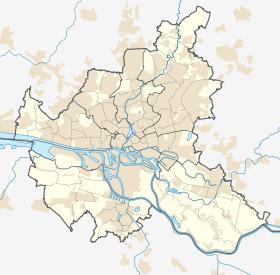 (Voir situation sur la carte d'Hambourg)